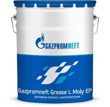 Смазка GAZPROMNEFT L Moly EP2 18кг