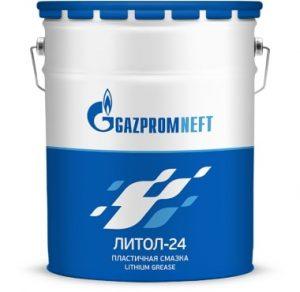 Смазка GAZPROMNEFT Литол-24 170кг