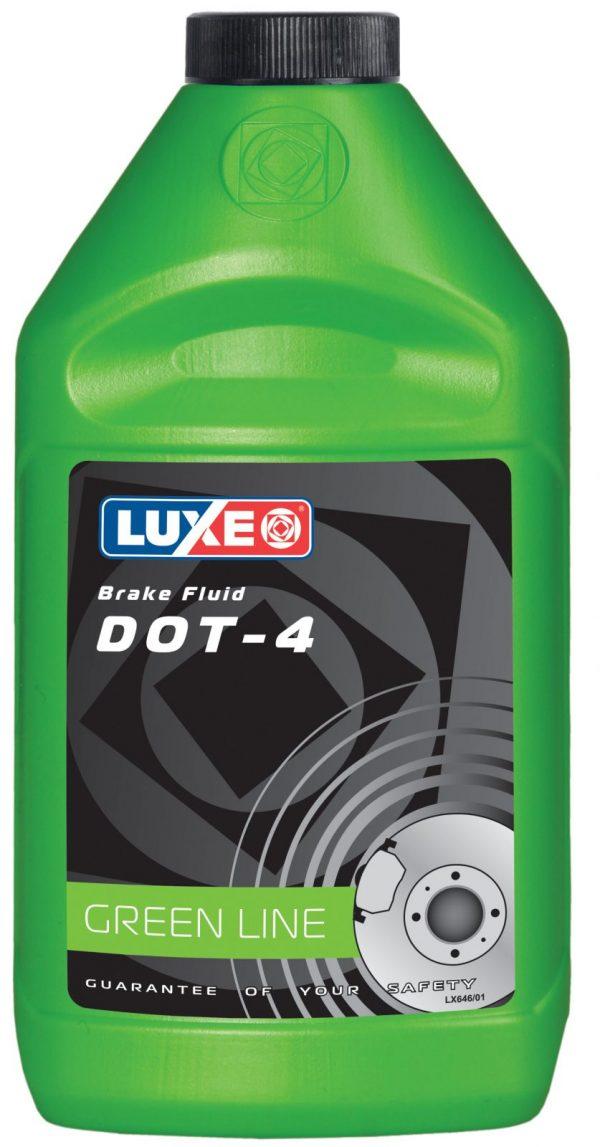 Тормозная жидкость LUXE Super Дот-4 г.Пушкино 0.25л