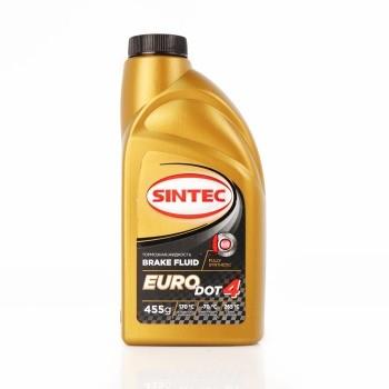 Тормозная жидкость SINTEC EURO DOT-4 910гр