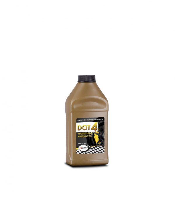 Тормозная жидкость SAVTOK DOT-4 золото 455гр