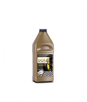 Тормозная жидкость SAVTOK DOT-4 золото 910гр
