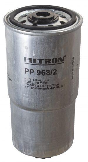 Фильтр топливный FILTRON РР968/2 аналог МАNN WK 842/2, BOSCH 1457434310