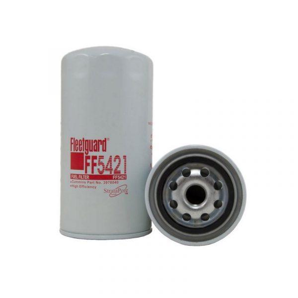Фильтр топливный Fleerguard FF5421 DAF LF 45, DAF LF 55, NEW HOLLAND T6, NEW HOLLAND T7