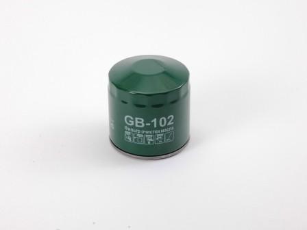GB-102 BIG масляный фильтр без упаковки LADA 2101-2104, 2106-2107, NIVA, ИЖ 2126 двигатель 1.7л