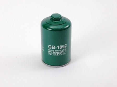 GB-1092 BIG масляный фильтр Audi 100 2.5 TDI 91-94