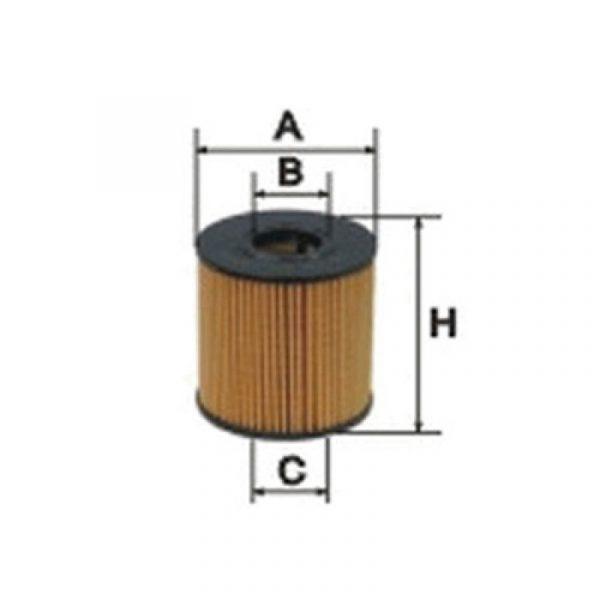 OG 236 ECO GOODWILL масляный фильтр JUMPER FIAT FORD MINI PEUGEOT