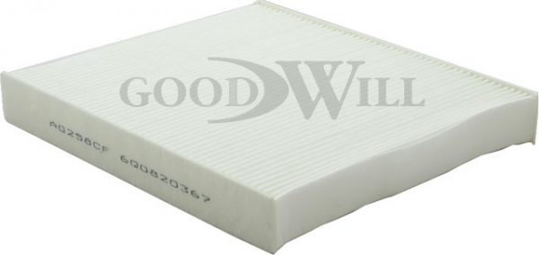AG 258 CF GOODWILL салонный фильтр AUDI A3 SEAT SKODA VOLKSWAGEN