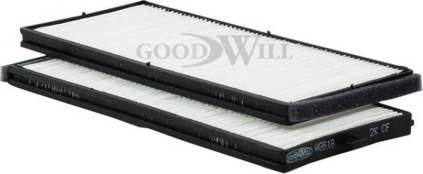 AG 618 2K CF GOODWILL салонный фильтр HYUNDAI Accent Accent II Getz