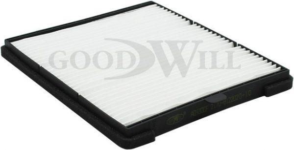 AG 930 CF GOODWILL салонный фильтр ВАЗ Приора LADA Priora HALLA