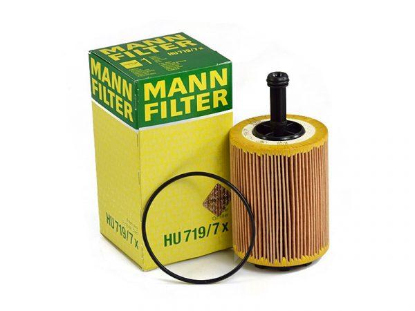 HU 719/7 x MANN масляный фильтр VAG FORD Galaxy VOLKSWAGEN Passat