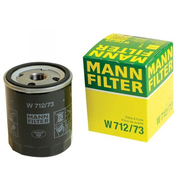 W 712/73 MANN масляный фильтр FORD Mondeo Focus MAZDA 3 6