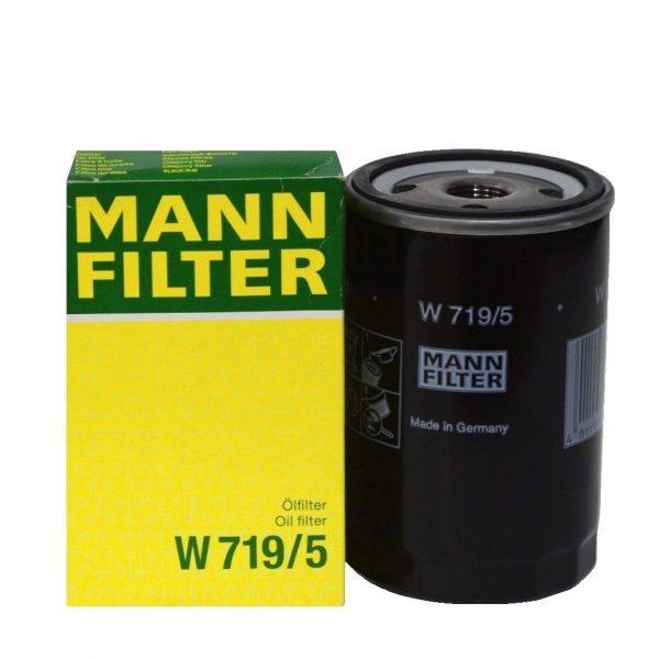 W 719/5 MANN масляный фильтр AUDI 80 100 VOLKSWAGEN G2 G3 PASSAT
