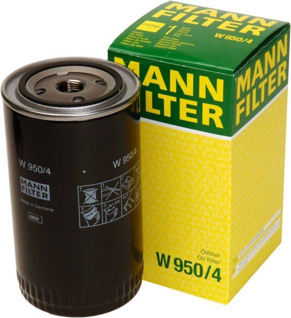 W 950/4 MANN масляный фильтр VOLVO CARS 740 760 780 Bertone