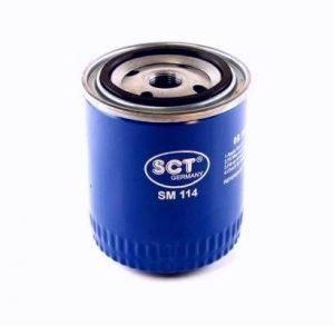 SM 114 SCT масляный фильтр Fiat, Ford