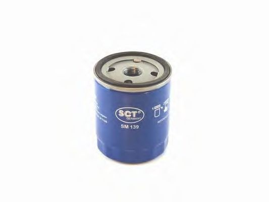 SM 139 SCT масляный фильтр BMW