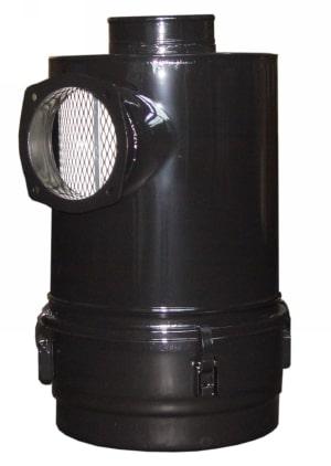 ФВ 721.1109510 Ливны воздушный фильтр (7405.1109510) Урал КамАЗ-7405 Евро-1 патрубок 150 мм ОРИГИНАЛ