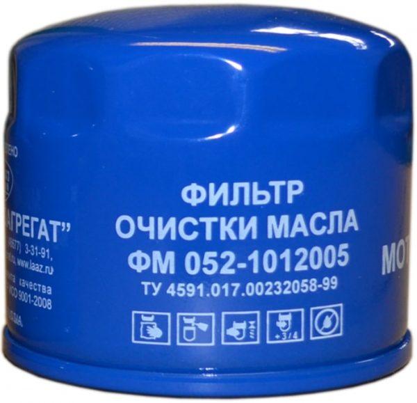 ФМ 052-1012005 Ливны масляный фильтр для дизельных двигателей ММЗ 3LD ММЗ 3LDT ММЗ 3LDG