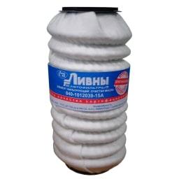 ЭФМ 840.1012039-15А Ливны масляный фильтр улитка из нетканого материала МАЗ УРАЛ КРАЗ ДТ-75Д КАМАЗ