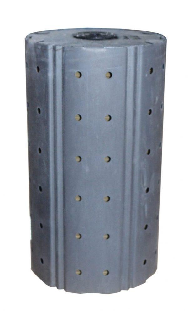 ЭФМ 703-1017040 Ливны масляный фильтр тонкой очистки метал щелевой КамАЗ 6460 53215 (7405-1017040)
