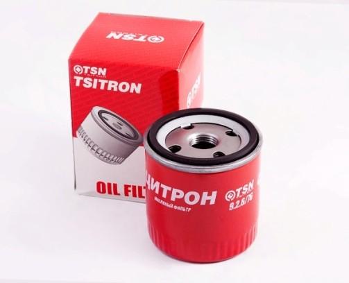 Фильтр масляный ЦИТРОН TSN 235 ВАЗ-2105 белый (аналог Ливны 2105-1012005-01)