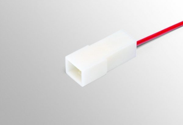 Колодка с проводами ДИАЛУЧ конт.6.3мм КЛ064-1 1 (штырьевая+гнездовая)
