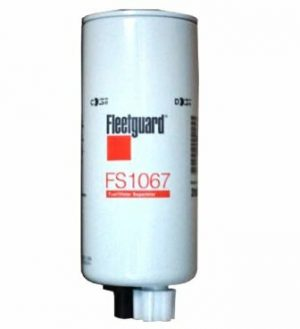 Фильтр топливный Fleerguard FS1067 DAF/KAMAZ/MANN аналог GOODWILL FG 1080