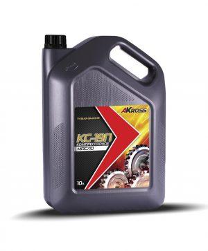 Масло компрессорное AKross КС-19П 10л