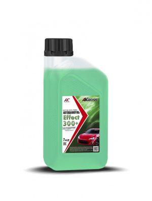 Шампунь для бесконтактной мойки AКross Effect 300+ зеленый 1кг