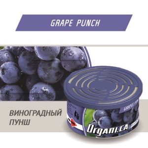 Ароматизатор AIM-ONE ORG-GRP Виноградный пунш