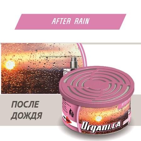 Ароматизатор AIM-ONE ORG-AFR После дождя
