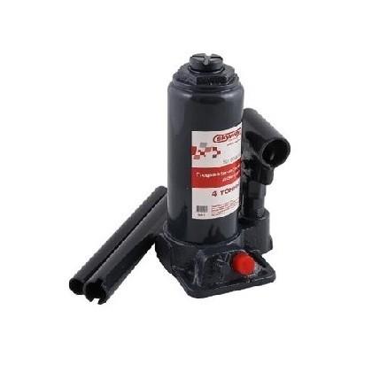 Домкрат бутылочный SKYWAY 4т h 180-350мм (с клапаном в кейсе)