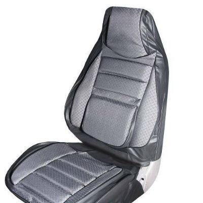 Чехлы сиденья жаккард с боковой поддержкой спины со слитными подголовниками SKYWAY LADA ВАЗ-2107