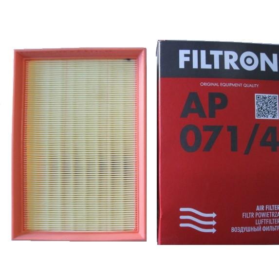 Фильтр воздушный FILTRON AP 071/4 OPEL MOKKA 12-,Chevrolet Tracker 1.4 140 л.с. 12.2012