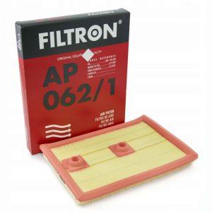 Фильтр воздушный FILTRON AP 062/1 VAG A3/OCTAVIA/GOLF 7 12- 1.2-1.4 TSI