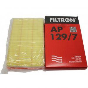 Фильтр воздушный FILTRON AP1297 LAND ROVER FREELANDER 06- 3.2/2.2 DIESEL