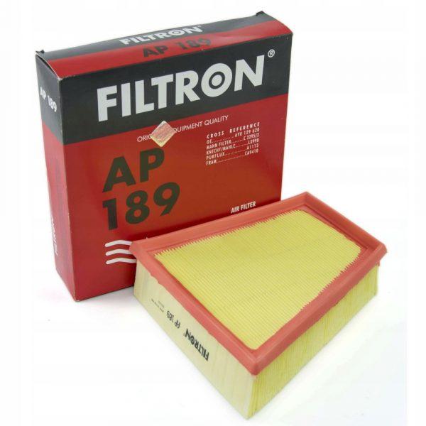Фильтр воздушный FILTRON AP189 VAG FABIA/RAPID/ROOMSTER/POLO 99- 1.0-1.4