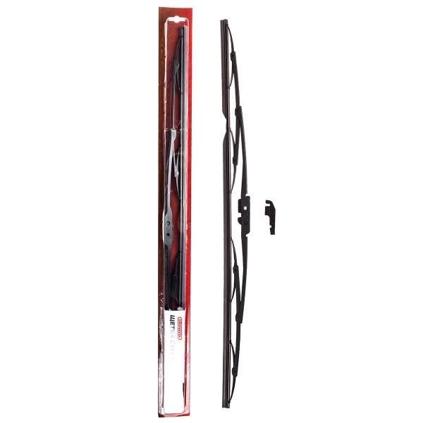 Щетка стеклоочистителя каркасная 71см/28″ SKYWAY Стандарт в блистере 1шт.