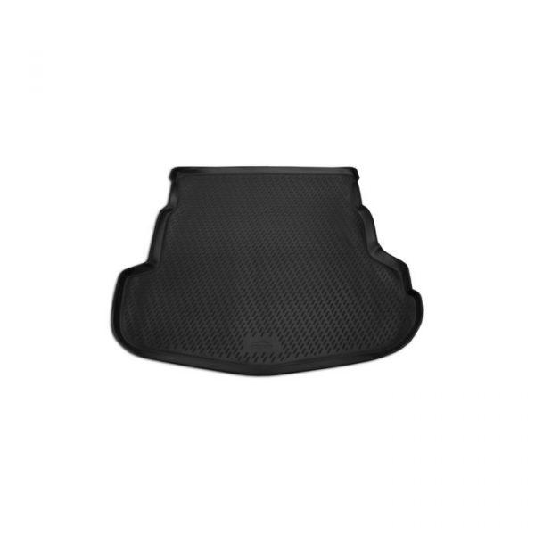 Коврик багажника полиуретановый SKYWAY черный средний 81х127,5см