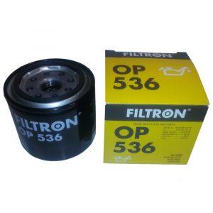 Фильтр масляный FILTRON OP536 MITSUBISHI/MAZDA