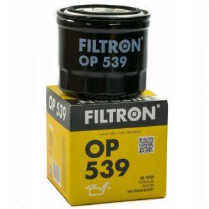 Фильтр масляный FILTRON OP539 DAEWOO MATIZ 98-