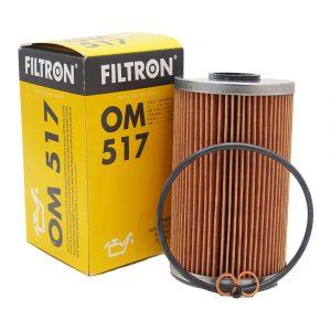 Фильтр масляный FILTRON OM517 BMW 5(E12)/5(E28)/5(E34)/6(E24)/7(E23)/7(E32) -95