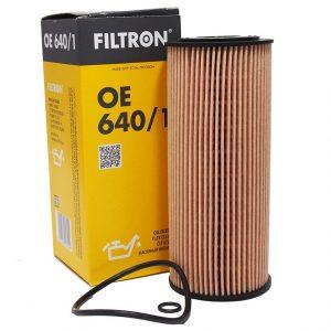 Фильтр масляный FILTRON OE6401 VAG A4/A6/OCTAVIA/GOLF 4/PASSAT -05 1.9-2.5 DIESEL