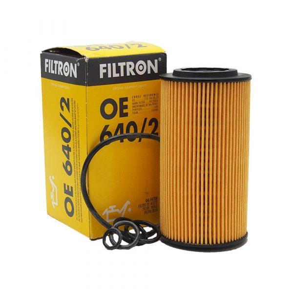 Фильтр масляный FILTRON OE6402 MB W202/W203/W210/W211/W220 95- 2.4-6.0