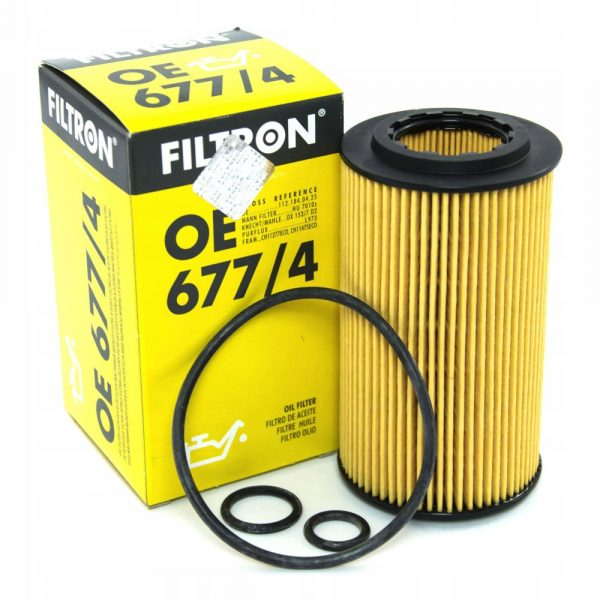 Фильтр масляный FILTRON OE6774 MB W204/W212/SPRINTER/VITO 07- 2.2 DIESEL