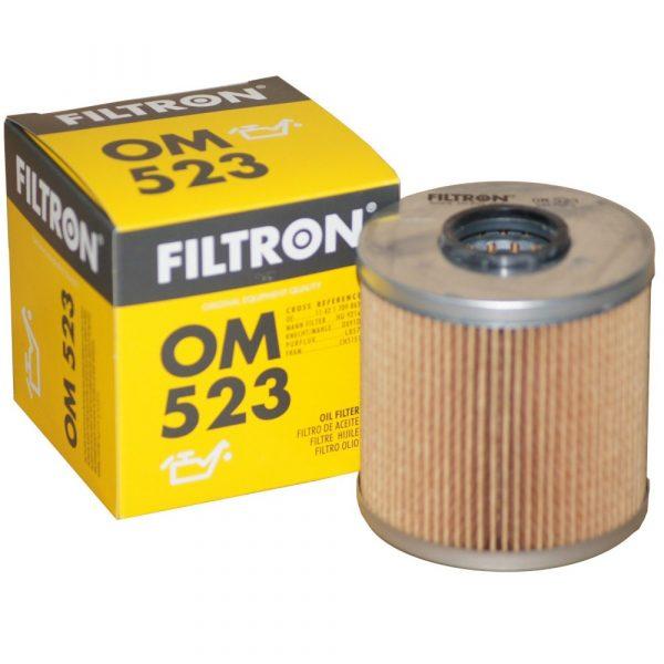 Фильтр масляный FILTRON OM523 BMW 3(E36) -98 1.6-1.8