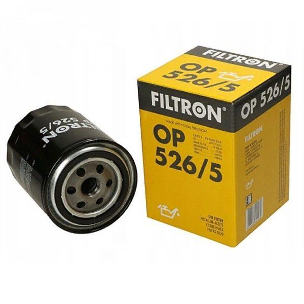 Фильтр масляный FILTRON OP5265 VAG A4/A6/PASSAT -05 2.4-3.0