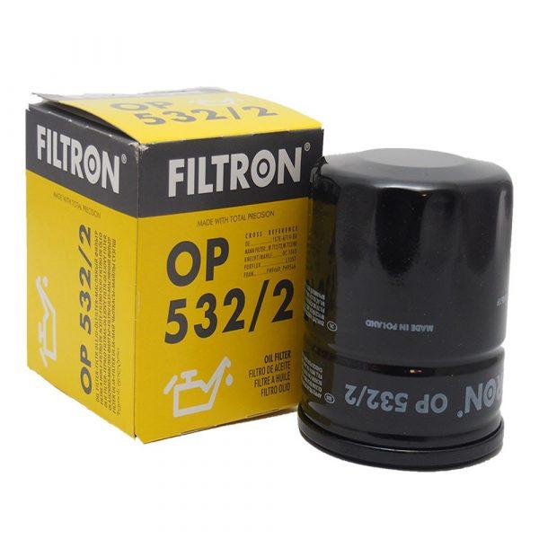 Фильтр масляный FILTRON OP5322 FORD/MAZDA FOCUS 2/MONDEO3/MONDEO 4/3/6 03- 1.8-2.0