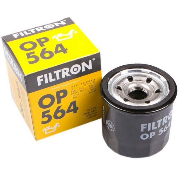 Фильтр масляный FILTRON OP564 GM MATIZ/SPARK 98- 0.8-1.2