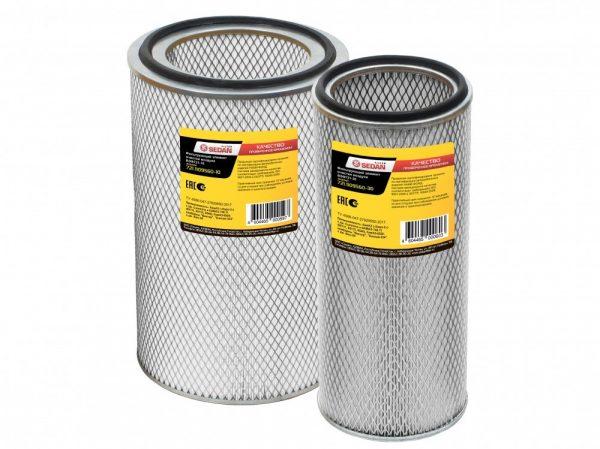 721-1109560 SEDAN FILTER воздушный фильтр КАМАЗ основной элемент ВЭФ721-10